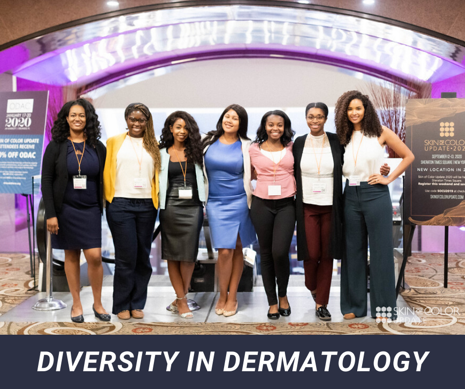 Skin of Color update Medical Student scholarship for diversity