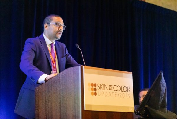 Andrew Alexis atopic dermatitis skin of color lecture