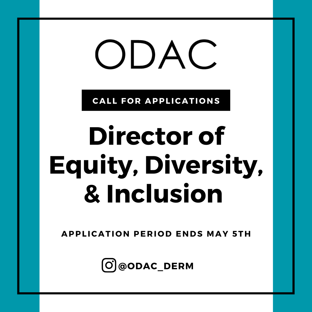 Director of Equity, Diversity and Inclusion (DEDI) Call for Applications